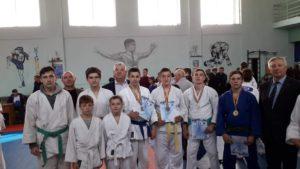 Turnir în amintirea judocanului Oleg Timoșenco