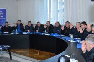 Ședința Asociației Primarilor din raionul Dondușeni