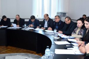 Ședința ordinară a Consiliului raional Dondușeni (10 decembrie 2019)