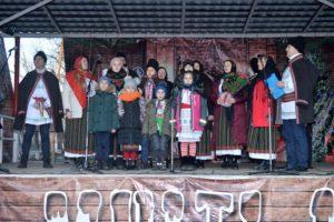 Închiderea Festivalului tradiților și obiceiurilor sărbătorilor de iarnă