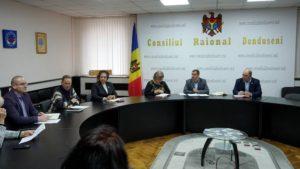 Ședința operativă cu șefii de direcții și secții din subordinea Consiliului raional din 02.03.2020