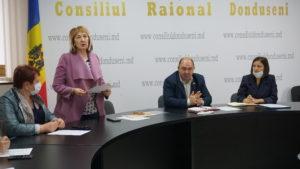 Ședința Comisiei raionale pentru protecția copilului