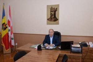 Mesaj de felicitare Pentru dl Veaceslav BANARI, vicepreședinte al raionului (04 iunie)