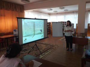 Seminar metodic despre evenimentele organizate de către bibliotecă