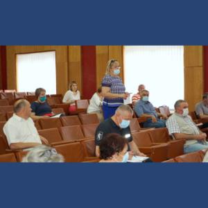 Ședința extraordinară a Comisiei pentru Situații Excepționale a raionului  din 03 septembrie 2020