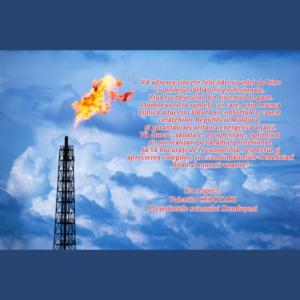 Mesaj de felicitare al Președintelui raionului Dondușeni, Valntin CEBOTARI, cu prilejul Zilei lucrătorului din sistemul de gaze.