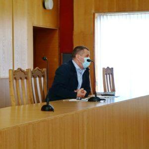 Ședința extraordinară a Comisiei pentru Situații Excepționale a raionului Dondușeni din 07.10.2020
