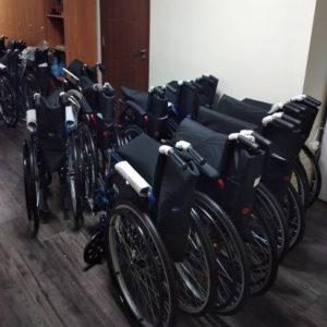 21 mijloace tehnice de suport ajung în casele beneficiarilor cu dizabilități din rl. Dondușeni