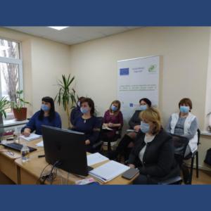 La data de 15.12.2020 a avut loc lansarea Serviciului social Echipa Mobilă Dondușeni.