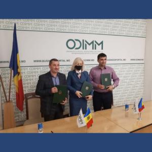 Încheierea Acordului-Memorandum