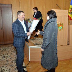 Cosilierii Consiliului raional Dondușeni s-au întrunit în ședință extraordinară