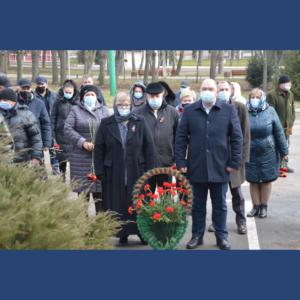 Comemorarea Eroilor căzuţi în perioada conflictului armat din  Transnistria (02 martie – 21 iulie 1992)