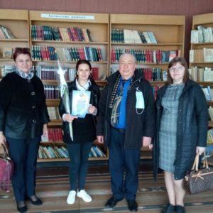 Ziua Bibliotecarului la Dondușeni