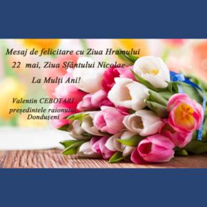 Ziua Hramului Dondușeni