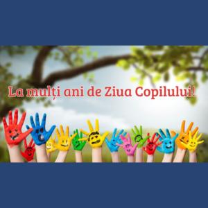 Mesaj de felicitare 1 iunie – Ziua Copilului