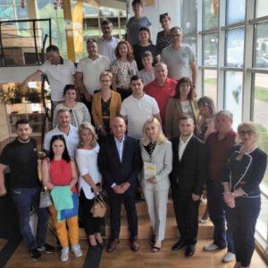 Vizita de studiu în România
