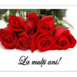 Mesaj de felicitare pentru Dna Lilia CHIRIAC, Director IMSP – Spitalul Raional Dondușeni. (20 august)