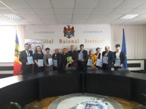 """Publicaţia regională """"Ziarul Nostru"""" a premiat câştigătorii …"""