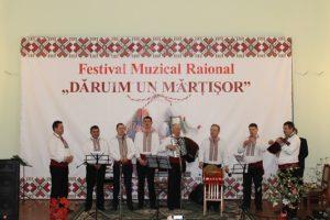 """Deschiderea Festivalului """"Dăruim un Mărțișor"""", ediția a VI-a."""