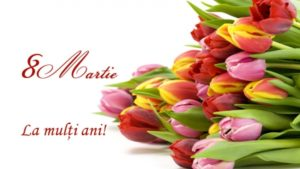 Mesajul Preşedintelui raionului cu prilejul Sărbătorii de 8 Martie