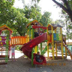 Copii fără ocrotire parinteasca la excursia la gradina zoologică Chisinau