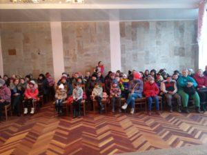 """,,Dreptul de a fi"""" concert dedicat copiilor cu dizabilități din raionul Dondușeni"""