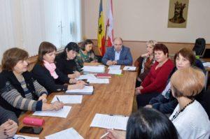 Ședința Comisiei raionale pentru protecția copilului (16.12.2019)
