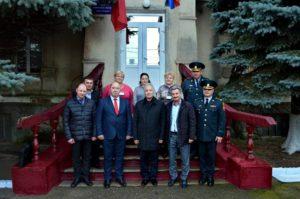 Audiența cetățenilor cu dl.Victor Gaiciuc Ministru al Apărării
