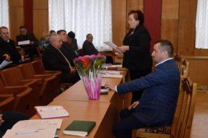 La data de 20 ianuarie 2020 a avut loc Ședința extraordinară a Consiliului raional  Dondușeni.