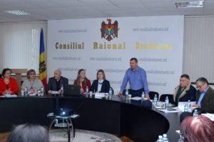 Instruirea autorităților administrației publice de nivelul I și II în raionul Dundușeni.