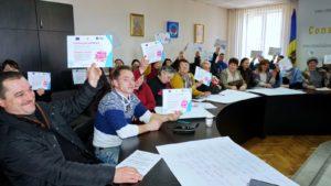 Training organizat de CULTURAL EVENTS în or.Dondușeni 08.02.2020