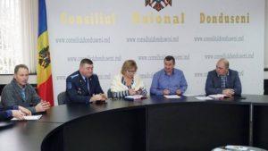 Sedința CSE a raionului Dondușeni.
