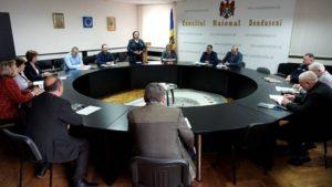 Ședința operativă cu șefii de direcții și secții din subordinea Consiliului raional. (24.02.2020)