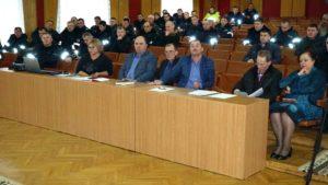 Ședința extraordinară din 27.02.2020 a Comisiei pentru Situații Excepționale a raionului Dondușeni.