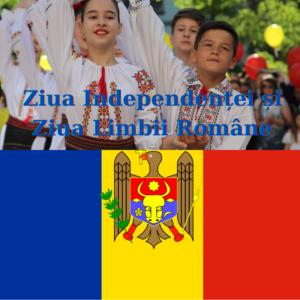 Mesaj de felicitare cu prilejul Sărbătorilor Naționale ,,Ziua Independenței,, și ,,Limba noastră,,