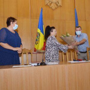 Ședința ordinară a Consiliului raional Dondușeni.