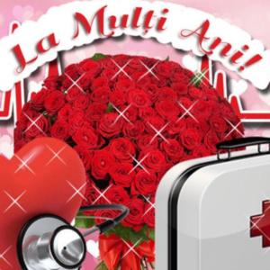 Mesaj de felicitare pentru Dna Adelina Celac, Director IMSP, Centrul de Sănătate Dondușeni. (06 august)
